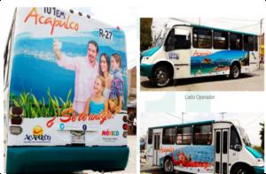 Camion Tianguis 2016